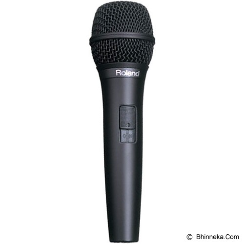 ROLAND Microphone [DR-30] - Microphone Live Vocal